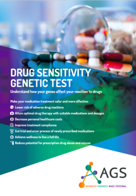 Drug Sensitivity Genetic Test
