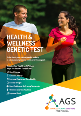 Health & Wellness Genetic Test