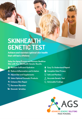 Skin Health Genetic Test